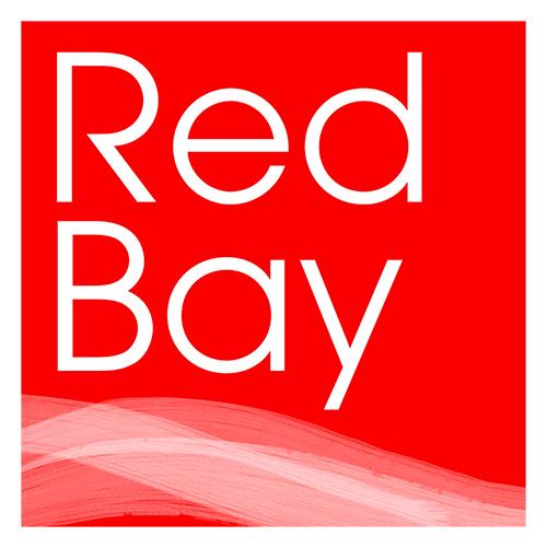progettazione grafica marchio e logo per lounge bar red bay