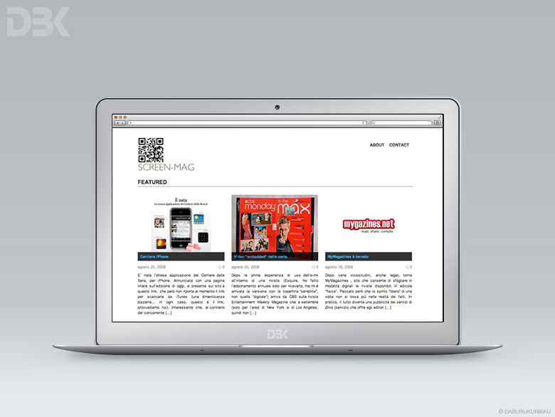 magazine digitale per editori