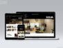 realizzazione sito web negozi arredamento Selva Lugano