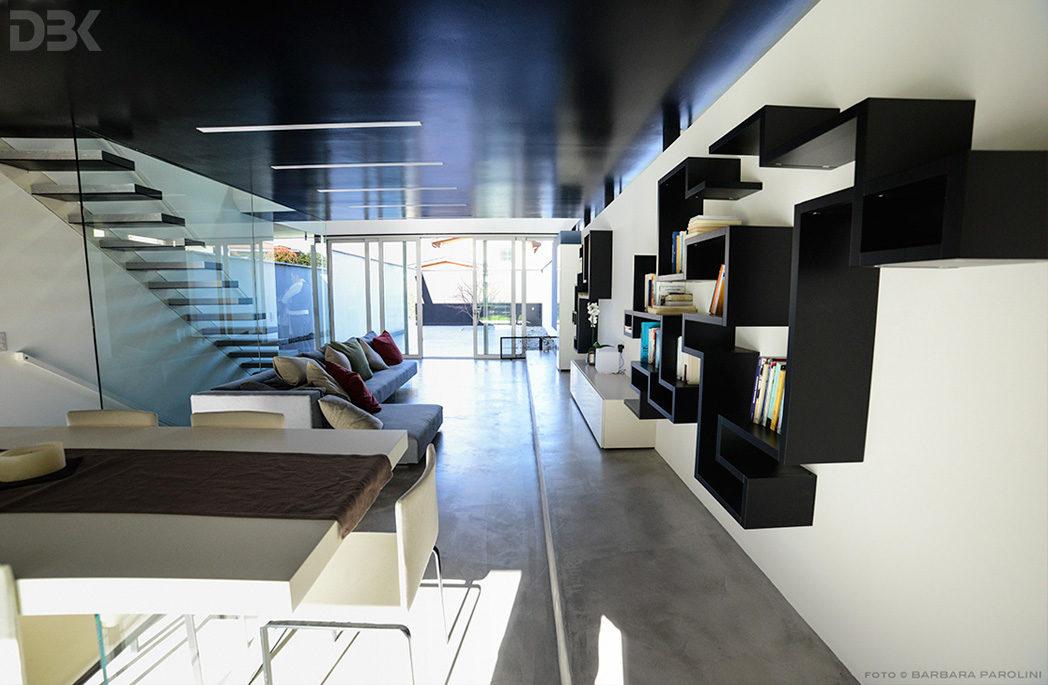 Appartamento Lago Lugano servizio fotografie Barbara Parolini